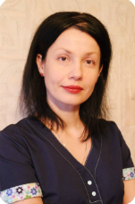 Захарьева Марина Валерьевна